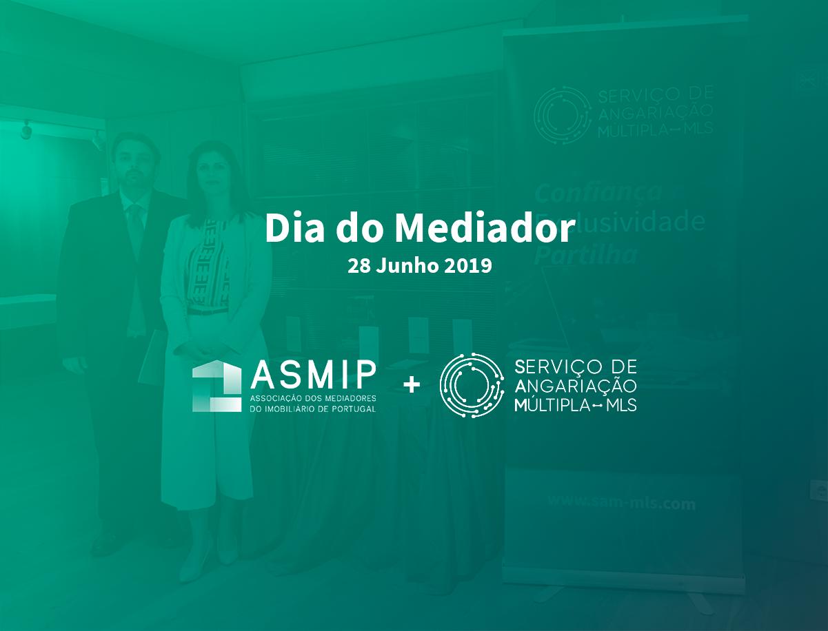 SAM-MLS nas comemorações do Dia do Mediador Imobiliário