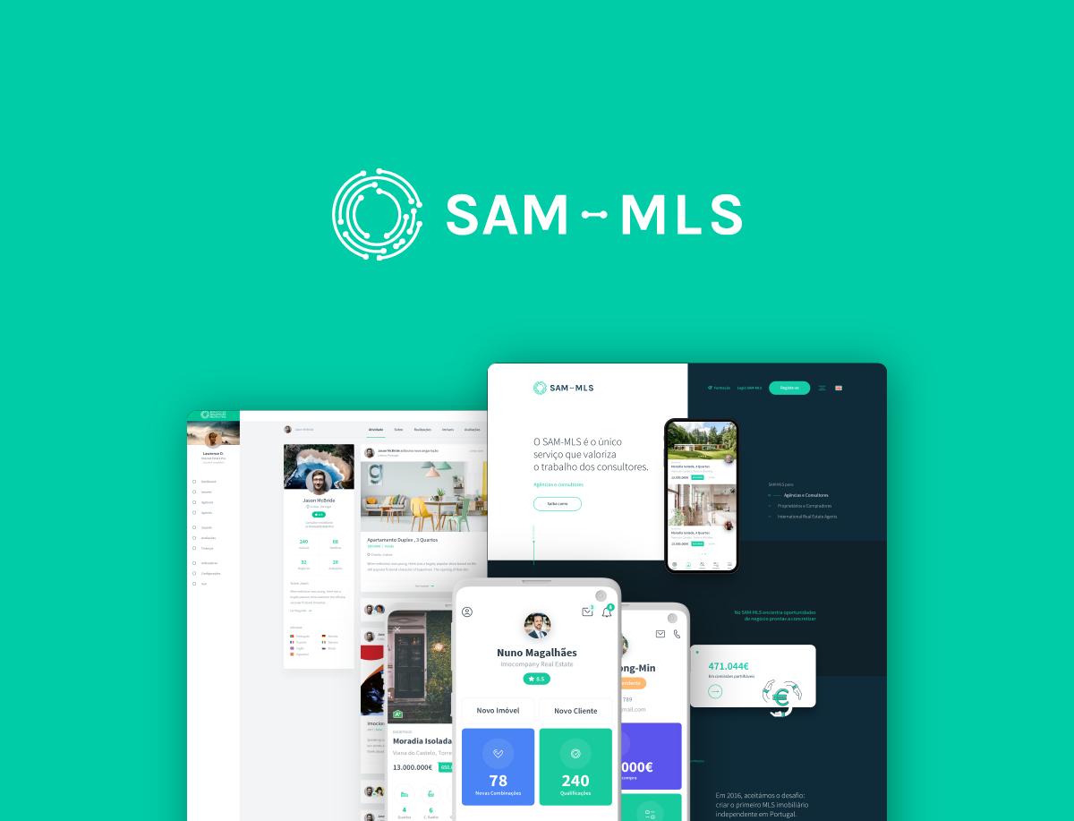 Ajudamos os consultores a responder aos novos desafios da profissão.  Descubra as novidades do SAM-MLS.